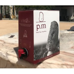 P. M. Red 2018 (3L)
